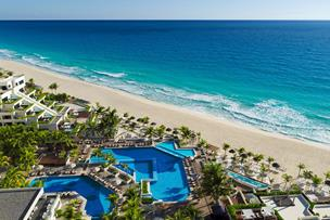 New York New York and Now Emerald Cancun